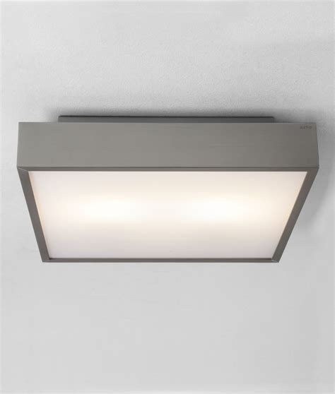 bathroom lighting ceiling square bathroom light wall or ceiling mounted in halogen