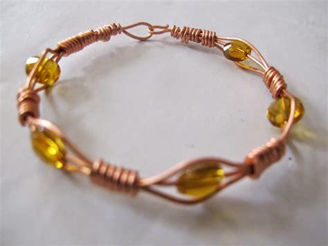 copper wire jewelry s designs handmade wire jewelry copper wire