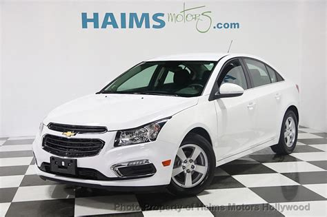 2016 Chevy Cruze Limited Review by 2016 Used Chevrolet Cruze Limited 4dr Sedan Automatic Lt W