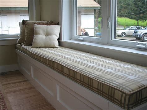 window seat cusions 6 steps to custom window seat cushions