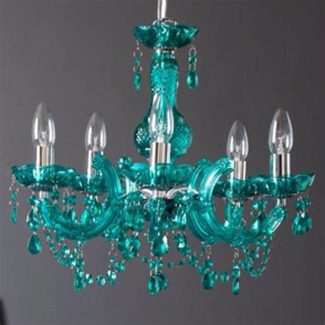 Teal Glass Chandelier Teal Chandelier For Themed Kitchen For The Home Teal Chandeliers And