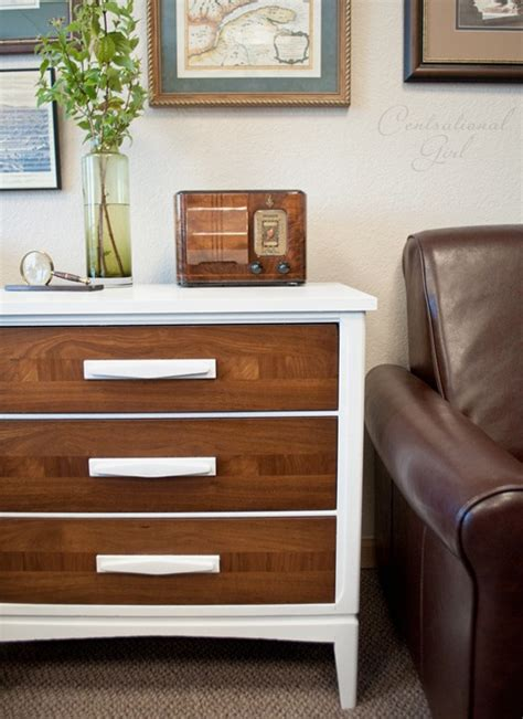 painting stained woodwork white white wood chest centsational style
