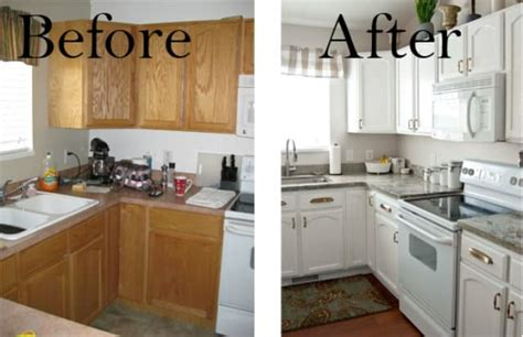 kitchen cabinet refinishing before and after save considerable money by refinishing kitchen cabinets