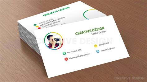 business card in photoshop business card design in photoshop caroleandellie