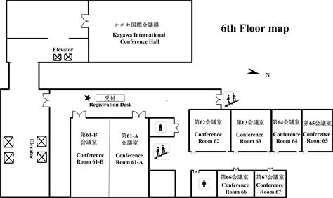 room map floor map of conference rooms ieee icma2017