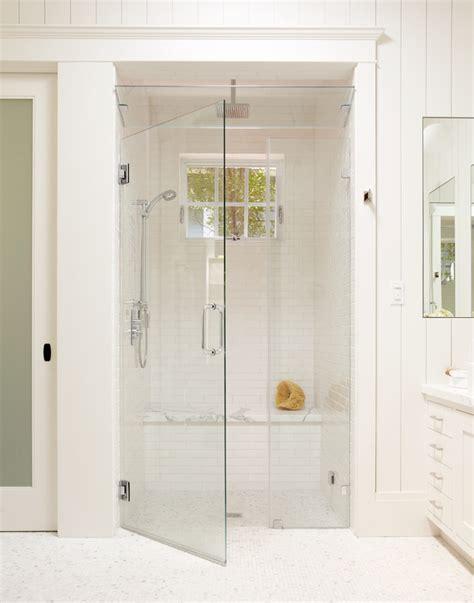 bathroom shower door ideas walk in shower ideas no door bathroom traditional with baseboards curbless shower frameless