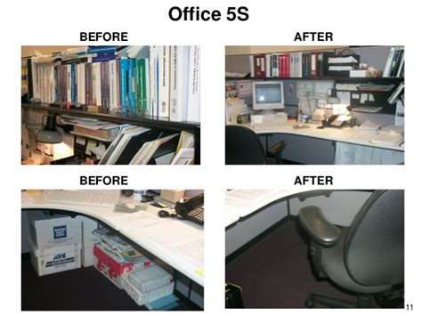 the office office 5s before after before