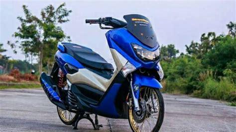 Thailook Style Modifikasi by Modifikasi Yamaha Nmax Thailook Style