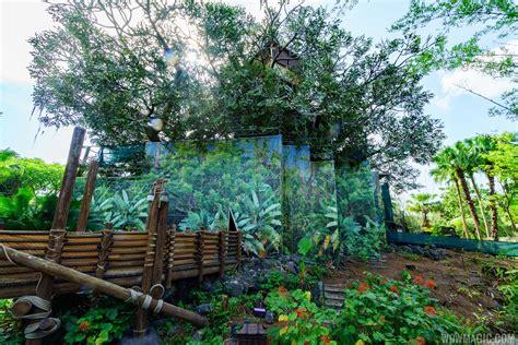 swiss tree swiss family robinson tree house refurbishment extended