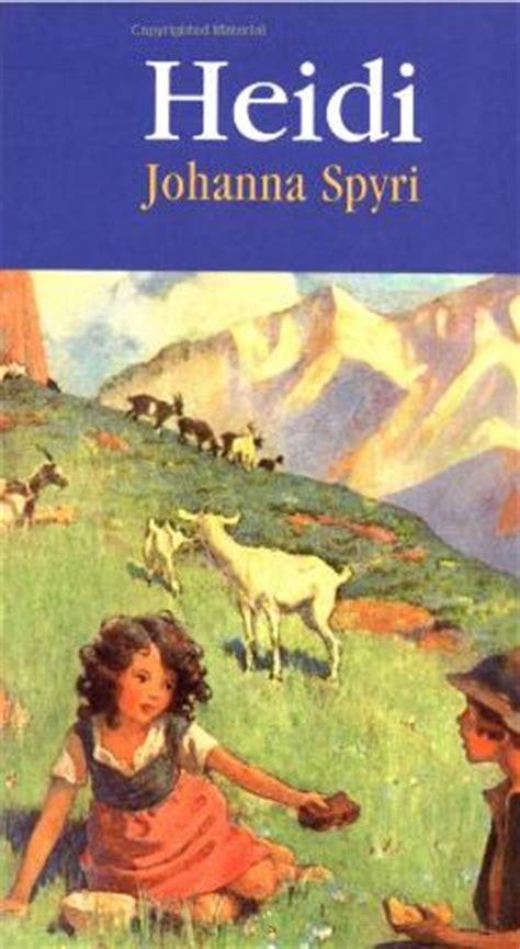 heidi picture book bedtime story classic book tells milk tale hartke