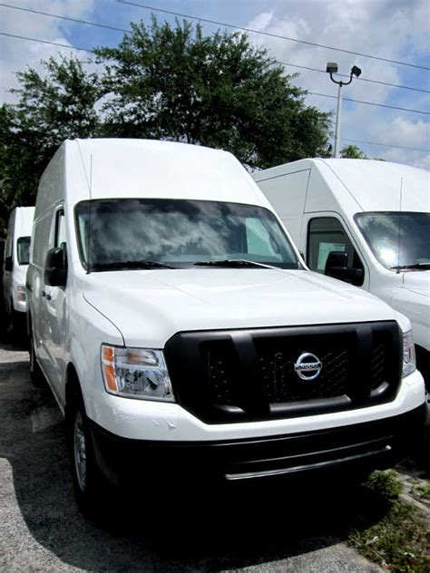 Nissan Nv Review by Look 2015 Nissan Nv Review