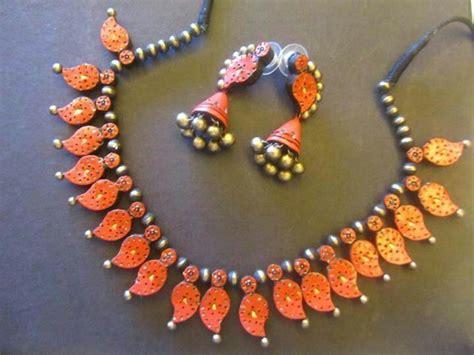 Advanced Terracotta Jewellery Class In Tirupur By