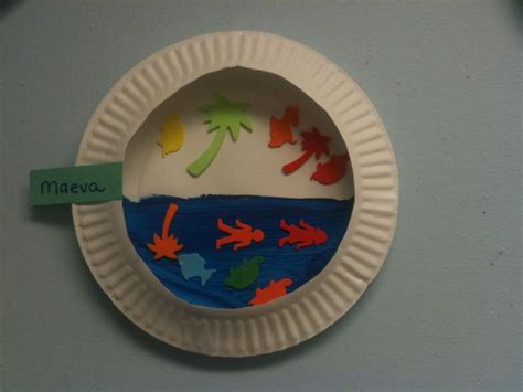 paper fish bowl craft paper plate fish bowls 2 yr crafts sea