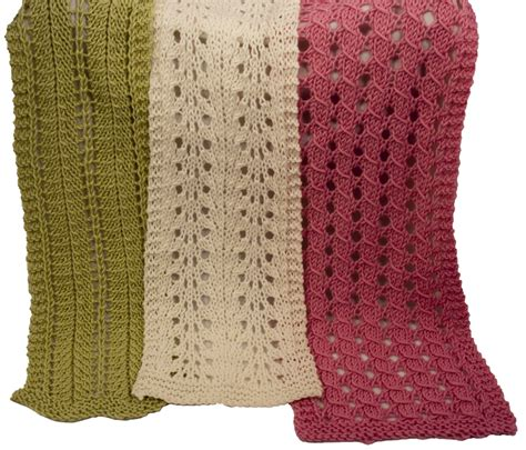 easy knit scarf pattern knitting pattern for easy lace scarves instant