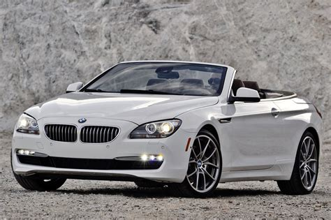 2013 Bmw 650i Convertible by Used 2014 Bmw 6 Series Safety Reliability Edmunds