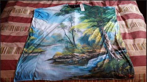 bob ross painting review bob ross painting dress