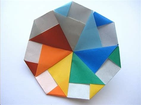 top ten origami origami modular spinning top