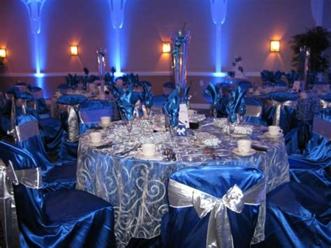 royal blue and silver centerpieces best 25 royal blue wedding decorations ideas on