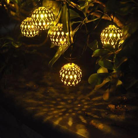 solar globe string lights outdoor solar light strings outdoor 25 bulb solar powered globe