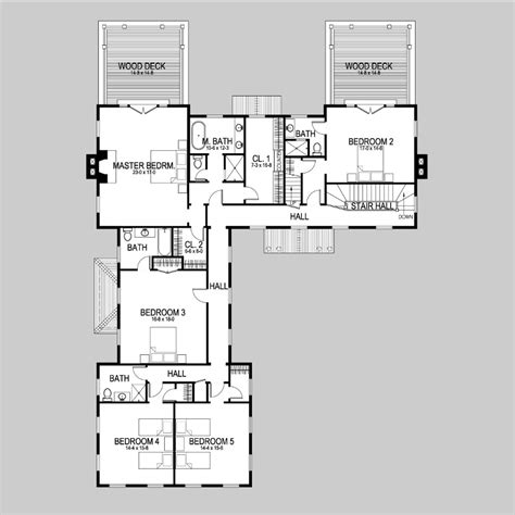 shingle style floor plans pond shingle style home plans by david neff