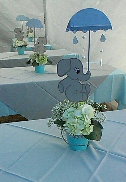 elephant themed baby shower centerpieces my centerpiece baby shower elephant theme my creations