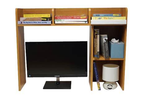 college desk classic desk bookshelf organizer storage