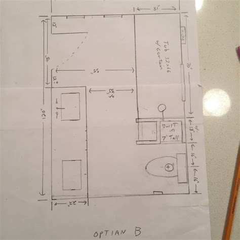 7 x 10 bathroom floor plans 7 x 10 bathroom floor plans 28 images 8 x 7 bathroom