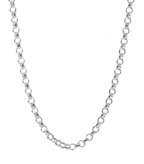 jewelry necklace chains simple silver necklace chain necklace chain png