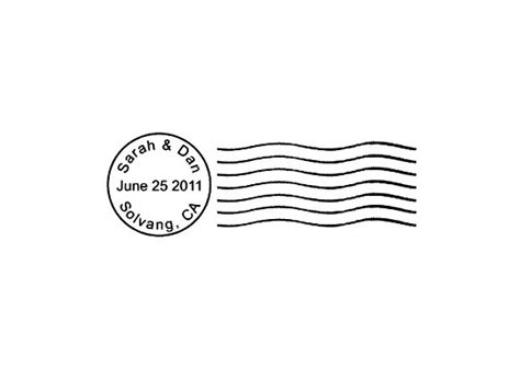 postal cancellation rubber st postmark mail custom rubber st cancellation save the