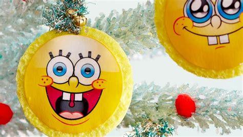 adornos caseros arbol navidad adornos de bob esponja para decorar tu 225 rbol de navidad