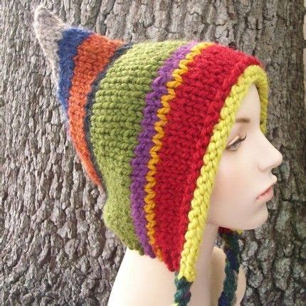 pixie hat knitting pattern free 243 best pixie hat crochet and knit images on