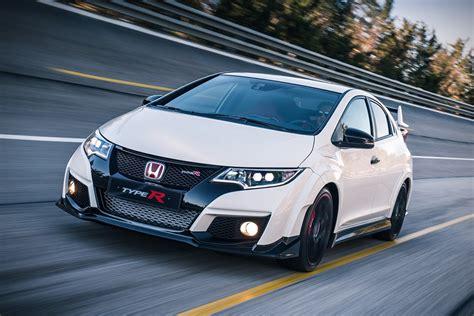 Honda Civic Type R Horsepower 2016 by 2016 Honda Civic Type R Hiconsumption