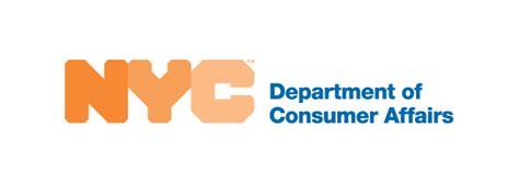 nyc department of consumer affairs on risd portfolios