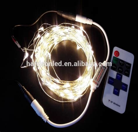 multifunctional mini led lights for crafts with rf remote