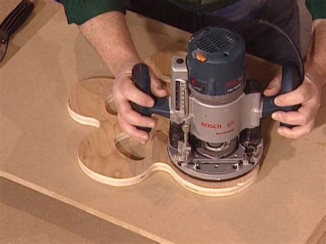 using a router woodworking how to use router templates and bearing guides how tos diy
