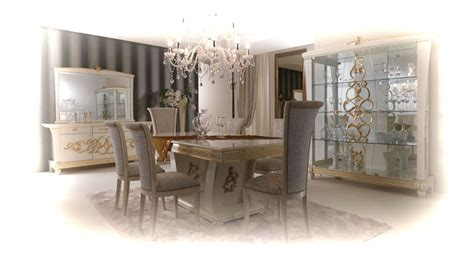 italian dining room sets new italian klassica dining room furniture and set em italia