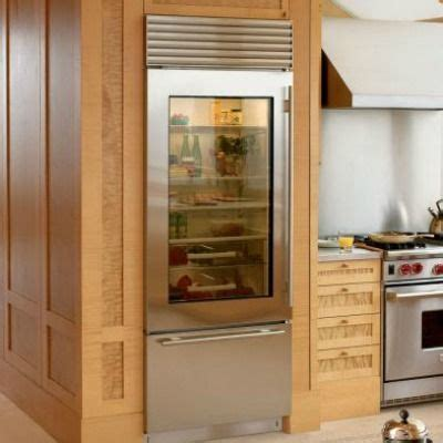 home refrigerator with glass door 21 best images about kitchen appliances on