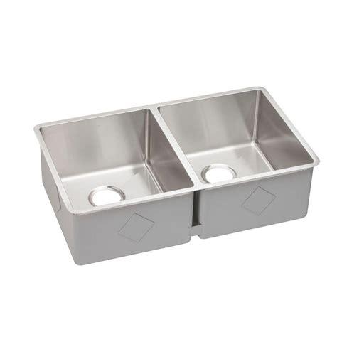 elkay stainless steel kitchen sinks elkay crosstown undermount stainless steel 32 in