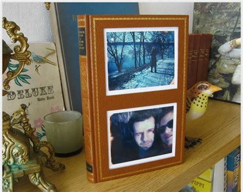 picture frame book 10 cool crafts made from worn out books upcycled