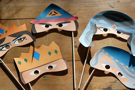 purim crafts for 5 stylish and free purim printables chai and home