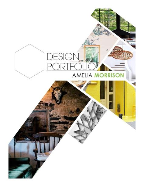 interior design layout best 25 design portfolio layout ideas on