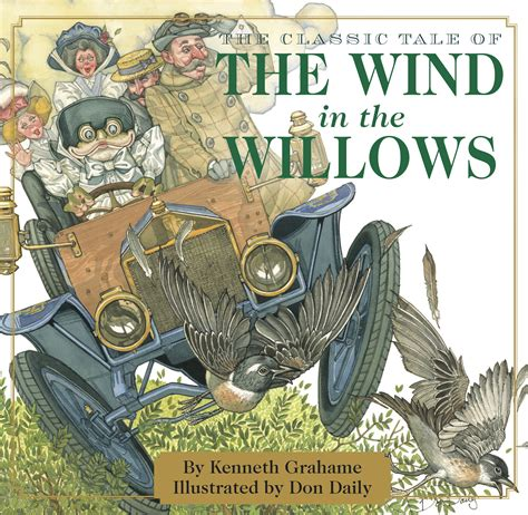 the wind in the willows book by kenneth grahame don