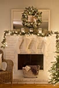 fireplace decoration for 25 gorgeous mantel decoration ideas tutorials