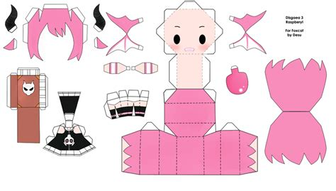 anime paper craft papercraft world anime papercraft paper