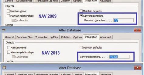 sql query to change table name saurav dhyani microsoft dynamics navision how sql
