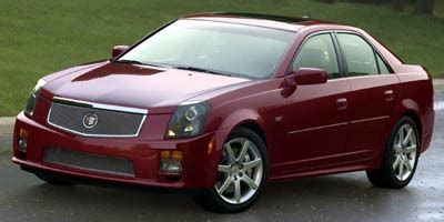 2004 Cadillac Cts Tire Size by 2006 Cadillac Cts V Specs Iseecars
