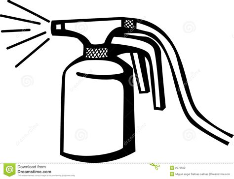 spray painter vector spray clipart clipart suggest