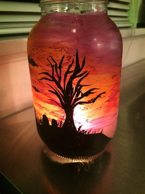 acrylic painting jars 17 best images about jars on jars