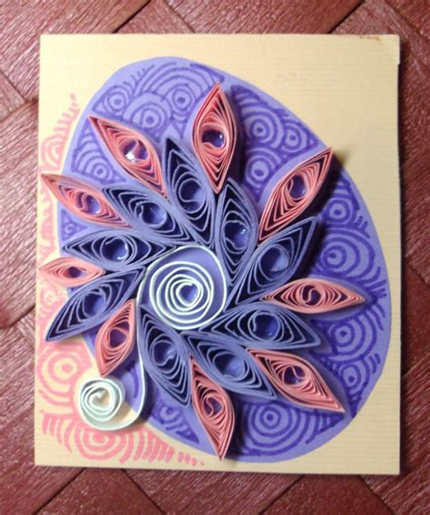 greeting card crafts projects diy easter card ideas to make at home