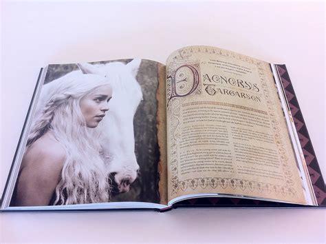 thrones book pictures inside hbo s of thrones seasons 1 2 bryan cogman